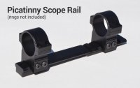 Picatinny Scope Rails