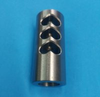 V Tactical Parallel Port Muzzle Brake